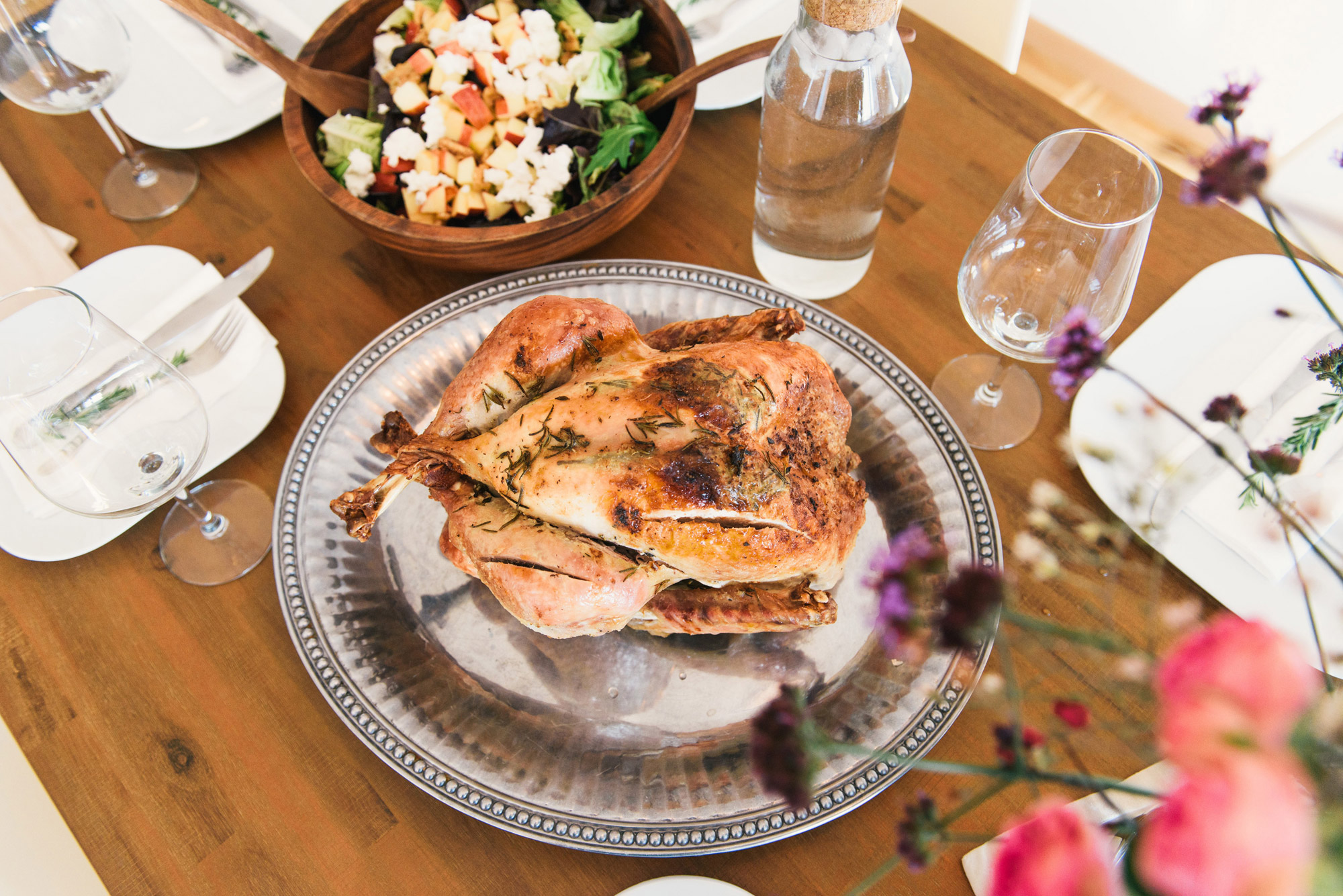A Healthy Twist on Traditional Thanksgiving